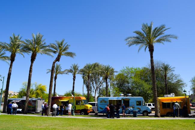 Food Trucks Tempe Az